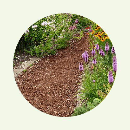 ... für Gartenwege