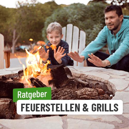 Feuerstellen & Grillplatz