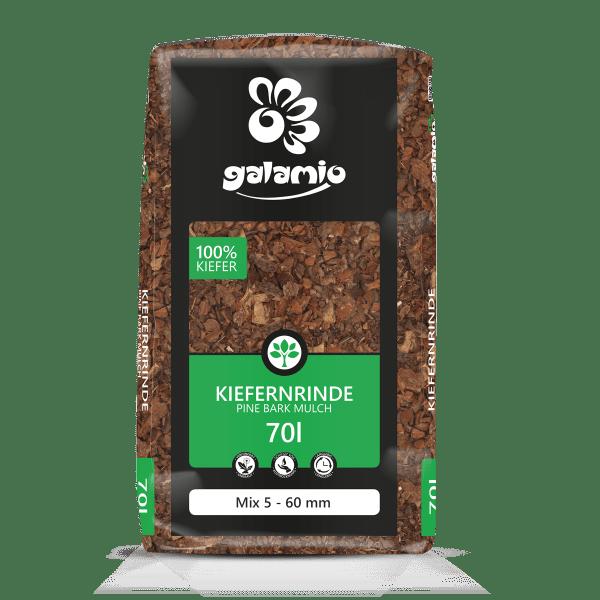 Rindenmulch Kiefer Mix