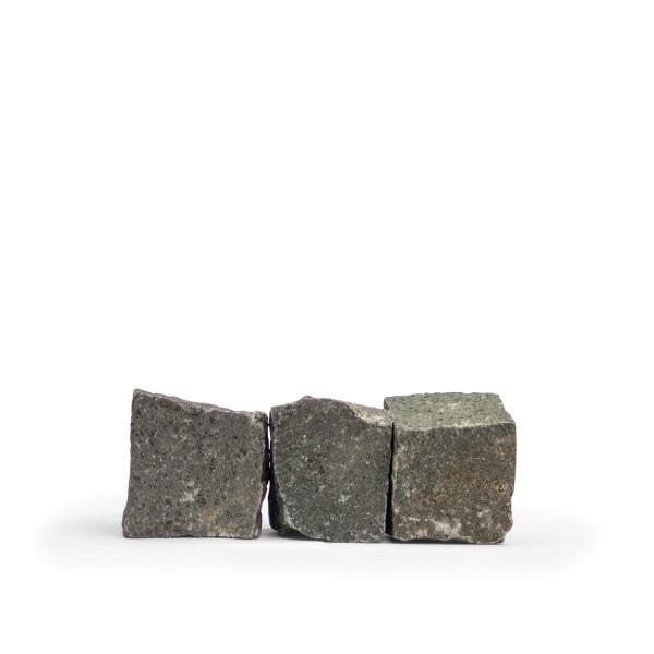 BPK10 Pflastersteine Basalt 4/6