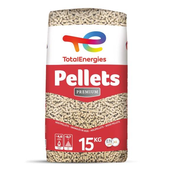 PPT15 Holzpellets Total Premium