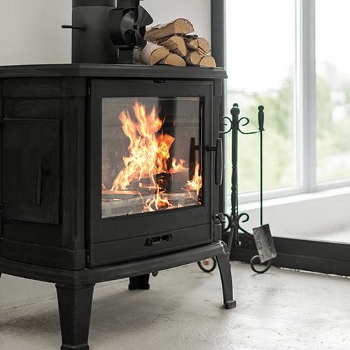 Holzbriketts für eine angenehme Wärme