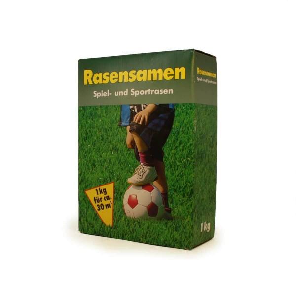 Rasensamen Spiel und Sportrasen